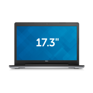 Inspiron 5748; Mobile DualCore Intel Core i5-4210U, 1700 MHz; 4 GB RAM; 320 GB HDD; Intel HD Graphics 4400; DVDRW; Portable