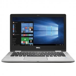 Laptop DELL, INSPIRON 13-7378, Intel Core i7-7500U, 2.70 GHz, HDD: 256 GB, RAM: 8 GB, video: Intel HD Graphics 620, webcam