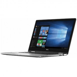 Laptop DELL, INSPIRON 15-7569, Intel Core i5-6200U, 2.30 GHz, HDD: 256 GB, RAM: 8 GB, video: Intel HD Graphics 520, webcam
