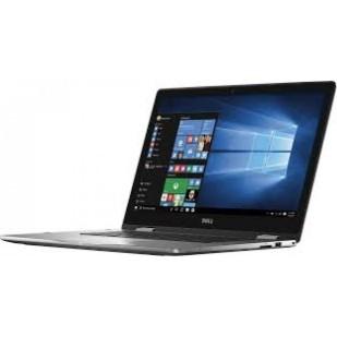 Laptop DELL, INSPIRON 15-7579,  Intel Core i7-7500U, 2.70 GHz, HDD: 512 GB, RAM: 8 GB, video: Intel HD Graphics 620, webcam