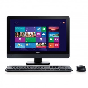 "Aio DELL, INSPIRON 23 MODEL 5348,  Intel Core i5-4460S, 2.90 GHz, HDD: 1000 GB, RAM: 8 GB, unitate optica: DVD RW, video: Intel HD Graphics 4600, webcam, 23 LCD (FHD), 1920 x 1080"""