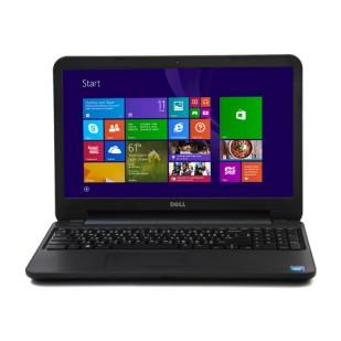 Laptop DELL, INSPIRON 3531, Intel Celeron N2830, 2160 MHz; 4 GB RAM; 160 GB HDD; Intel HD Graphics; Portable