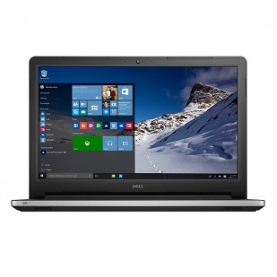 Laptop DELL, INSPIRON 5559, Intel Core i7-6500U, 2.50 GHz, HDD: 240 GB, RAM: 8 GB, unitate optica: DVD RW, video: AMD Radeon R5 M335 (Exo), Intel HD Graphics 520, webcam