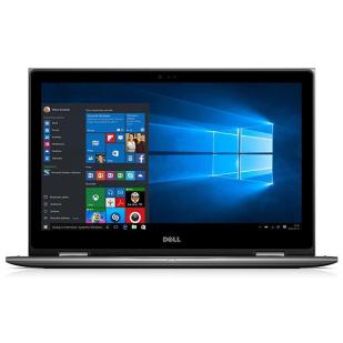 Laptop DELL, INSPIRON 5579, Intel Core i7-8550U, 1.80 GHz, HDD: 500 GB, RAM: 16 GB, webcam