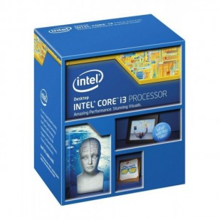 PROCESOR: INTEL; CORE I3; 4130; 3.4 GHz; socket: 1150; NEW