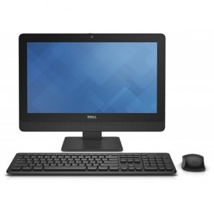 "Aio DELL, OPTIPLEX 3030 AIO,  Intel Core i3-4150, 3.50 GHz, HDD: 500 GB, RAM: 4 GB, unitate optica: DVD RW, video: Intel HD Graphics 4400, webcam, 20"" LCD, 1600 x 900"