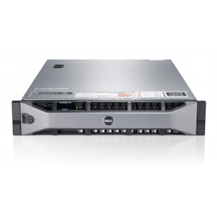 DELL POWEREDGE R720; 2 x Intel Xeon (E5-2630) 2.3 GHz; 32 GB RAM DDR3 ECC; controler RAID: H710; dimensiune: 2U; caddy HDD: 8x2.5; 2xPSU