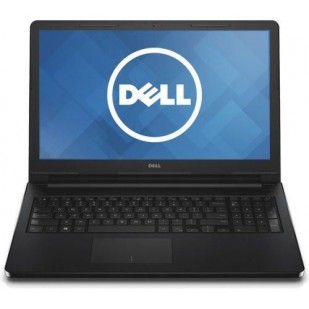 "Laptop DELL, INSPIRON 5551,  Intel Pentium N3540, 2.17 GHz, HDD: 320 GB, RAM: 4 GB, unitate optica: DVD RW, video: Intel HD Graphics, webcam, 15.6"" LCD (WXGA), 1366 x 768"
