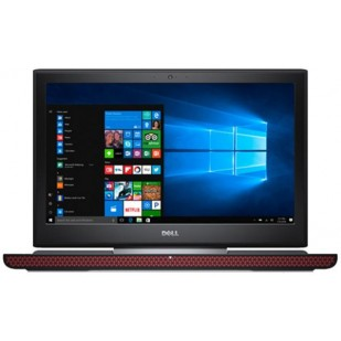 Laptop DELL, INSPIRON 15 7000 GAMING, Intel Core i7-7700HQ , 2.80 GHz, HDD: 1000 GB, RAM: 8 GB, video: Intel HD Graphics 630, nVIDIA GeForce GTX 1050 Ti, webcam