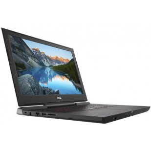 Laptop DELL, INSPIRON 15 7000 GAMING, Intel Core i7-7700HQ , 2.80 GHz, HDD: 512 GB, RAM: 16 GB, video: Intel HD Graphics 630, nVIDIA GeForce GTX 1050 Ti, webcam