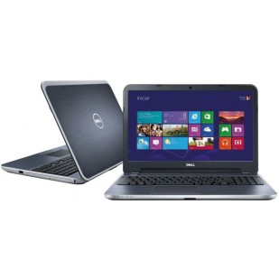 "Laptop DELL, INSPIRON 5537,  Intel Celeron 2955U, 1.40 GHz, HDD: 320 GB, RAM: 2 GB, unitate optica: DVD RW, webcam, 15.6"" LCD (WXGA), 1366 x 768"