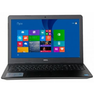 Laptop DELL, INSPIRON 5547, Intel Core i7-4510U, 2.00 GHz, HDD: 750 GB, RAM: 8 GB, video: AMD Radeon R7 M260 (Topaz), Intel HD Graphics 4400, BT, 15.6 LCD (WXGA), 1366 x 768""