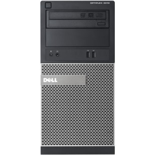 Dell, OPTIPLEX 3010,  Intel Core i7-3770, 3.40 GHz, video: Intel HD Graphics 4000; TOWER