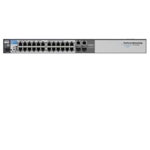 "SWITCH cu management, HP model: PROCURVE J3302A; PORTURI: 24 x RJ-45 10/100; ""R164665""; SH"