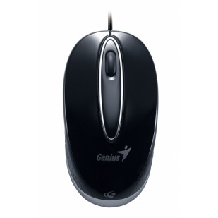 Mouse GENIUS; model: NX-Mini; NEGRU; USB