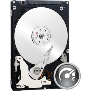 HDD 500 GB; S-ATA