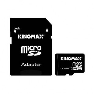 MICRO SD-HC KINGMAX, 16 GB