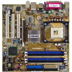 KIT CPU+PLACA DE BAZA SKT 478; CELERON 2400, ASUS P4GE-VM