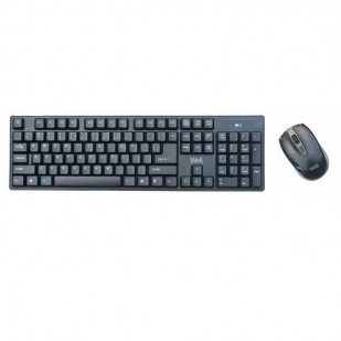 Kit tastatura+mouse wireless
