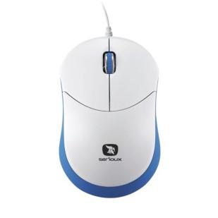 Mouse SERIOUX; model: RAINBOW680-BL; USB