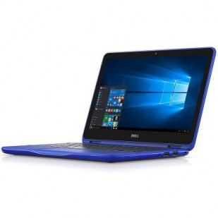 Laptop DELL, INSPIRON 3179,  Intel Core m3-7Y30, 1.00 GHz, HDD: 500 GB, RAM: 4 GB, video: Intel HD Graphics 615, webcam