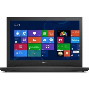 "Laptop DELL, INSPIRON 3543,  Intel Core i3-5005U, 2.00 GHz, HDD: 250 GB, RAM: 4 GB, unitate optica: DVD RW, video: Intel HD Graphics 5500, webcam, BT, 15.6"" LCD (WXGA), 1366 x 768"
