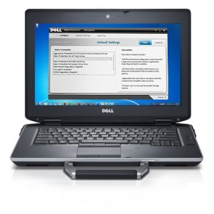 Laptop DELL LATITUDE E6430 ATG; CORE I5-3320M; 2.6 GHz; 4 GB RAM; 320 GB HDD; INTEL GMA 4000HD; 14 INCH; DVDRW