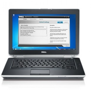 Laptop DELL Latitude E6430; Intel Core i7-3630QM, 2400 MHz; 8 GB RAM; 500 GB HDD; nVIDIA NVS 5200M; DVDRW