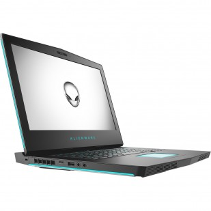Laptop ALIENWARE, 15 R4  Intel Core i7-8750 HK, 2.20 GHz, HDD: 240 GB SSD, 1 TB, RAM: 8 GB, video: Intel HD Graphics 630, nVIDIA GeForce GTX 1070, webcam