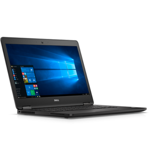 "Laptop DELL, LATITUDE E7470,  Intel Core i5-6300U, 2.40 GHz, HDD: 256 GB, RAM: 4 GB, video: Intel HD Graphics 520, 14"" LCD (WXGA), 1366 x 768"