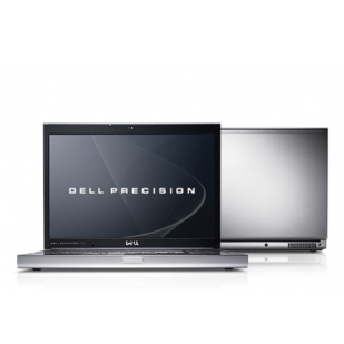 Laptop DELL, PRECISION M6500,  Intel Core i7-820QM, 1.73 GHz, HDD: 500 GB, RAM: 16 GB, unitate optica: DVD RW, video: nVIDIA Quadro FX 3800M