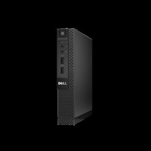 DELL, OPTIPLEX 9020M,  Intel Core i5-4590T, 2.00 GHz, HDD: 320 GB, RAM: 4 GB, video: Intel HD Graphics 4600, USFF