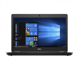 Laptop DELL, LATITUDE 5480, Intel Core i5, 2.60 GHz, HDD: 500 GB, RAM: 4 GB, video: Intel HD Graphics 620, webcam