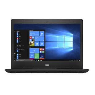 Laptop DELL, LATITUDE 3480, Intel Core i3-6006U, 2.00 GHz, HDD: 120 GB SSD, RAM: 8 GB, video: Intel HD Graphics 520, webcam