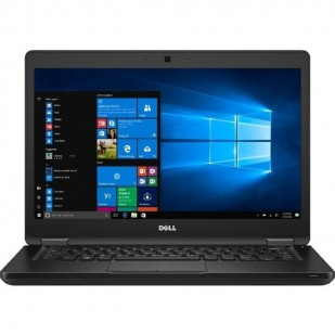Laptop DELL, LATITUDE 5480, Intel Core i7-7820U
