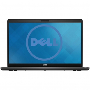 Laptop DELL, LATITUDE 5500, Intel Core i7-8665U, 1.90 GHz, HDD: 256 GB SSD, RAM: 16 GB, video: Intel HD Graphics 620, webcam