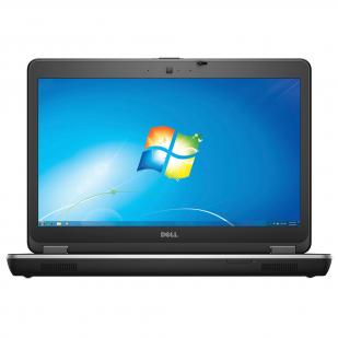 "Laptop DELL, LATITUDE E6440,  Intel Core i5-4310M, 2.70 GHz, HDD: 320 GB, RAM: 8 GB, unitate optica: DVD RW, video: Intel HD Graphics 4600, webcam, 14"" LCD (WXGA), 1366 x 768"