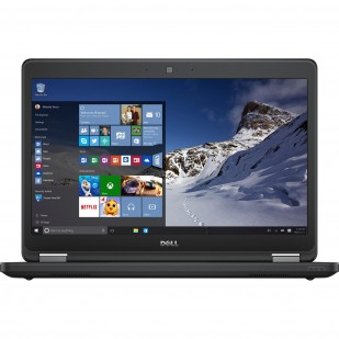 Laptop DELL, LATITUDE E5470,  Intel Core i7-6820HQ, 2.70 GHz, HDD: 256 GB, RAM: 8 GB, video: Intel HD Graphics 530, webcam