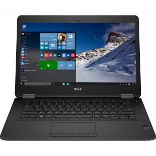 Laptop DELL, LATITUDE E7470, Intel Core i7-6600U, 2.60 GHz, HDD: 256 GB, RAM: 8 GB, video: Intel HD Graphics 520