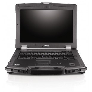 "Laptop DELL, LATITUDE E6400 XFR, Intel Core 2 Duo P8700, 2.53 GHz, HDD: 500 GB, RAM: 2 GB, webcam, fingerprint, 14.1"" LCD (WXGA), 1366 x 768"