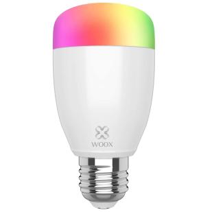 Bec LED Smart WiFi Woox R5085 Diamond, E27, Color
