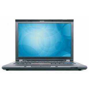 Laptop Lenovo ThinkPad T410; Mobile DualCore Intel Core i5-520M, 2400 MHz; 4 GB RAM; 250 GB HDD; Intel HD Graphics; DVD-RAM; Notebook