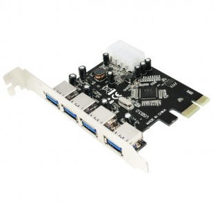 LOGILINK PLACA; PCI-EX la 4xUSB 3.0 ; PC0057