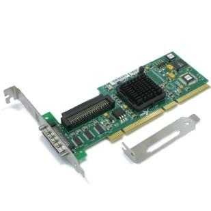 """Controler SCSI LSI LOGIC LSI20320-HP; PCI-X; """"332541-001, P833C0BGKRTD0O"""""""