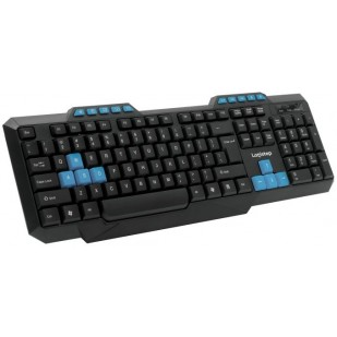 "TASTATURA LogiStep QWERTY 104 keys + 10 hotkeys, multimedia, anti-spill, USB ""LSKB-518"""