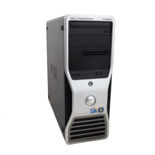Dell, PRECISION WORKSTATION T3500,  Intel Xeon W3670, 3.20 GHz, video: nVIDIA Quadro 2000; TOWER