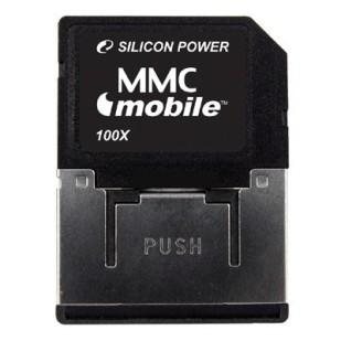 MMC SILICONE POWER; model: SP002GB, : 2 GB