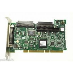 "Controler SCSI DELL ASC-29160N; PCI; ""SG02J902126013634TEN, 02J902"""