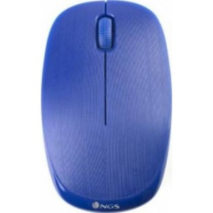 Mouse NGS; model: FOGBE; ALBASTRU; USB; WIRELESS