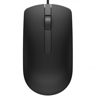 Mouse DELL; model: MS116; NEGRU; USB
